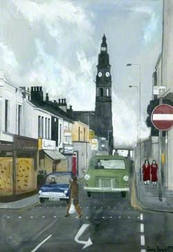 Westfield Street, St Helens, Merseyside
