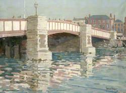 Haven Bridge, Great Yarmouth, Norfolk