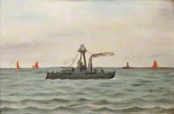 HMS 'Sir John Moore'