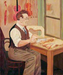 Harry Andrews, Yarmouth Violin Maker