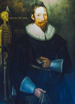 John Carter, Mayor of Yarmouth, Aged 31