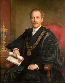 William S. V. Miles, Mayor