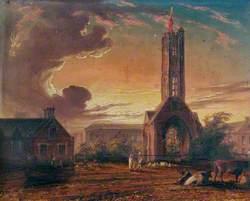 Greyfriars Tower, Norfolk