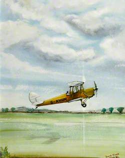 De Havilland Tiger Moth, G-AHHM