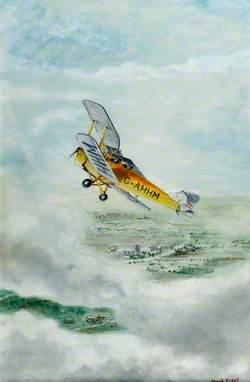 De Havilland Tiger Moth, G-AHHM