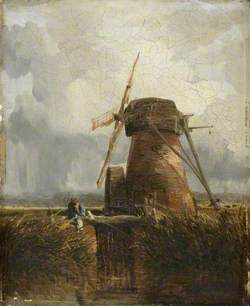 Marsh Mill, Norfolk (Mill at Reedham)