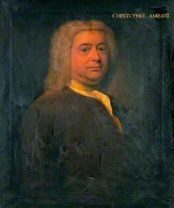 Christopher Amiraut
