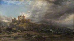Seascape (Dunstanburgh Castle, Northumberland)