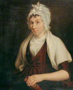Mrs Martha Farrow (née Suckling)