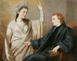 The Reverend John Walker and His Wife