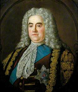 Sir Robert Walpole (1676–1745), 1st Lord Orford