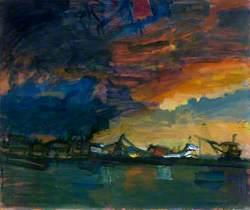Evening Sky – Wells