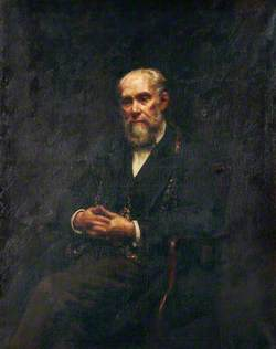 Sir Peter Eade (1825–1915), Mayor of Norwich (1883, 1893 & 1895)