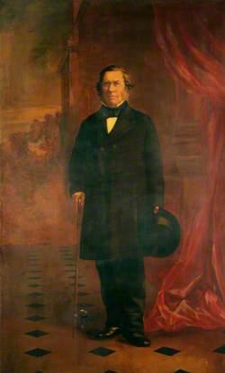John Oddin Taylor (1805–1874), Mayor of Norwich (1861)