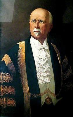 Sir George Chamberlin (1846–1928), Mayor of Norwich (1891), Lord Mayor (1916 & 1918)