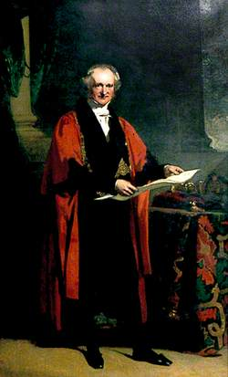 Sir Samuel Bignold (1791–1875), Mayor of Norwich (1833, 1848, 1853 & 1872)
