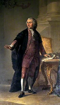 Elisha de Hague, Sr (1717–1792), Town Clerk of Norwich