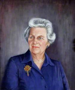 Lady Ralphs, CBE, JP, DL, BA