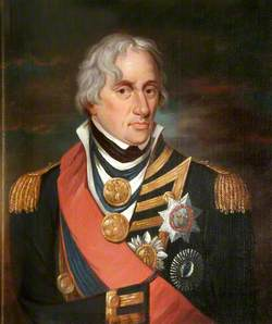 Lord Horatio Nelson (1758–1805)