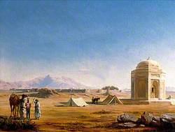 Scene at Jellalabad, 1842