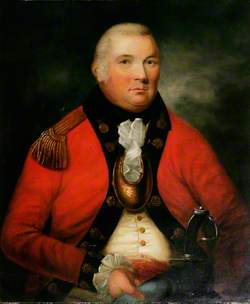 An Officer of the Norfolk Militia