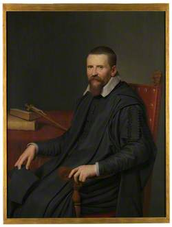 Portrait of Suitbertus Purmerent