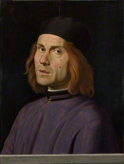 Portrait of Battista Fiera