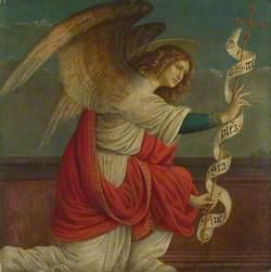The Annunciation: The Angel Gabriel