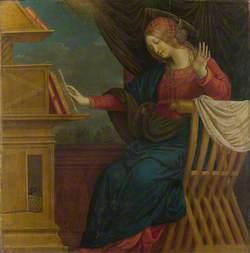 The Annunciation: The Virgin Mary
