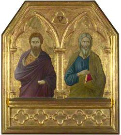 Saint Bartholomew and Saint Andrew