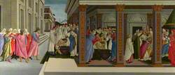 Four Scenes from the Early Life of Saint Zenobius