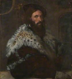 Portrait of a Man (Girolamo Fracastoro?)