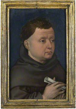 Portrait of a Franciscan (?)