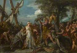 The Capture of the Golden Fleece
