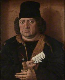 Portrait of Alexander Mornauer
