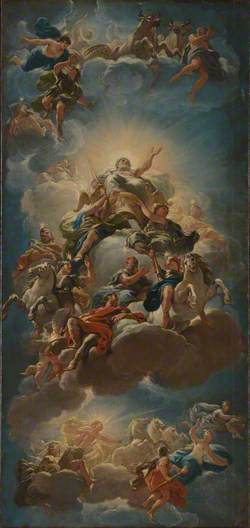 Apotheosis of the Medici