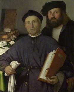 The Physician Giovanni Agostino della Torre and his Son, Niccolò