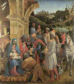 The Adoration of the Kings