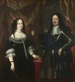 Double Portrait of the Grand Duke Ferdinand II of Tuscany and his Wife Vittoria della Rovere