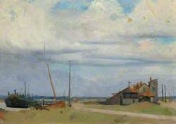 The Black Shore, Southwold
