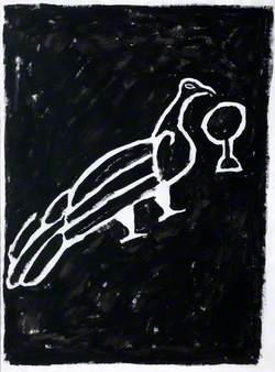 Symbol Stones: The Peacock