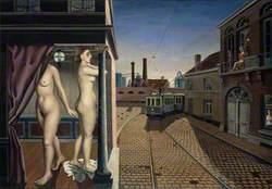 La Rue du Tramway (Street of the Trams)