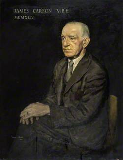 James Carson, MBE