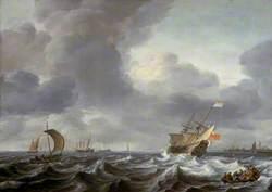 Shipping in a Choppy Sea