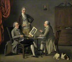 The Connoisseurs: John Caw (d.1784), John Bonar (1747–1807) and James Bruce