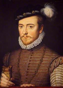 Portrait of a Man (said to be the Duc d'Alençon)
