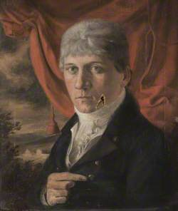 Portrait of the Artist's Brother, Captain James Wilkie (1784–1824)