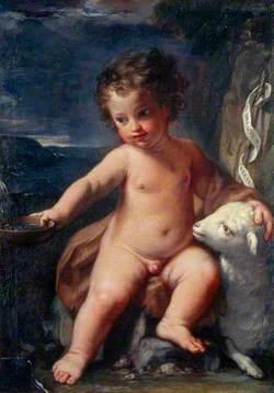The Infant Saint John the Baptist in the Wilderness