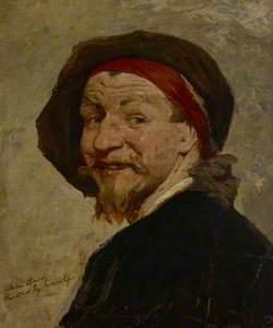 John Burr (1831–1893), Artist