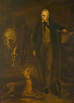 Sir Walter Scott (1771–1832), Novelist and Poet